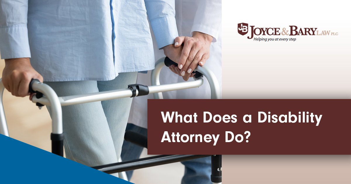what does a disability attorney do?